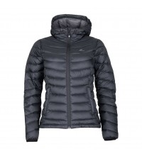 Orbit Hooded Down Jacket - Black