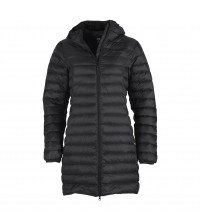 Uber Light Down Coat - Black