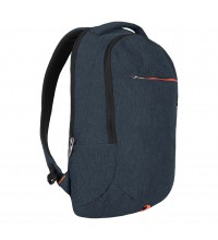 Slim Backpack - Black Iris
