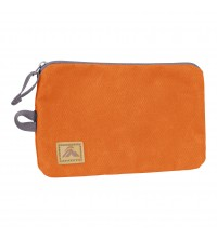 Aztec Zip Pouch Large - Marmalade